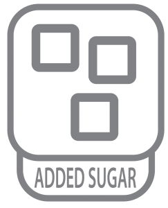minimize added sugar content