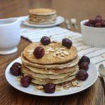 whole wheat flour almond flour pancakes