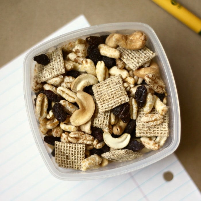 protein packed snack trail mix recipe