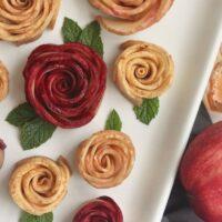 Apple Honey Roses