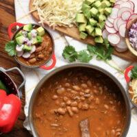 Family-Favorite Chili with Hidden Veggies