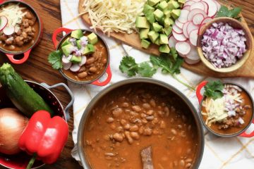 Healthy family-favorite chili with hidden veggies
