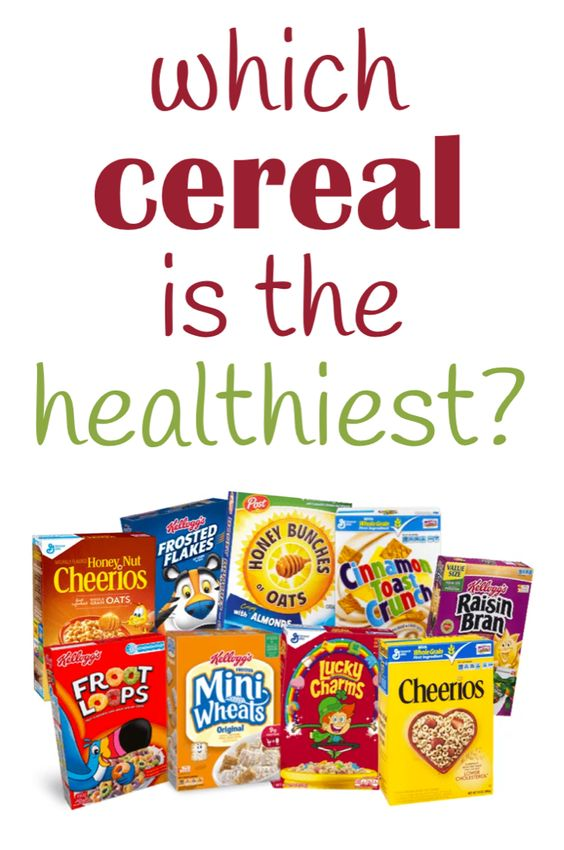 What are the healthiest cereals? Find out what ingredients are in healthy cereals. You might be surprise to learn that some favorite cereals brands are not the healthiest.