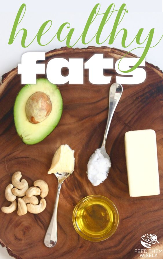 which fats are healthy?