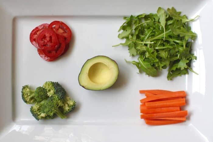 what does a daily serving of vegetables look like