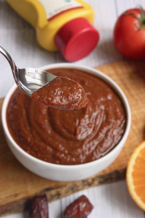 tessamae copycat whole30 barbecue sauce