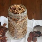 Protein Packed Homemade Granola