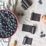 how to make blueberry fruit roll-ups