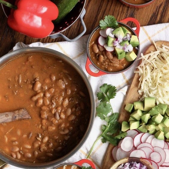Family Favorite Chili recipe loaded with Hidden Veggies