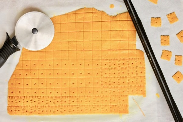 How to make healthy homemade cheez its