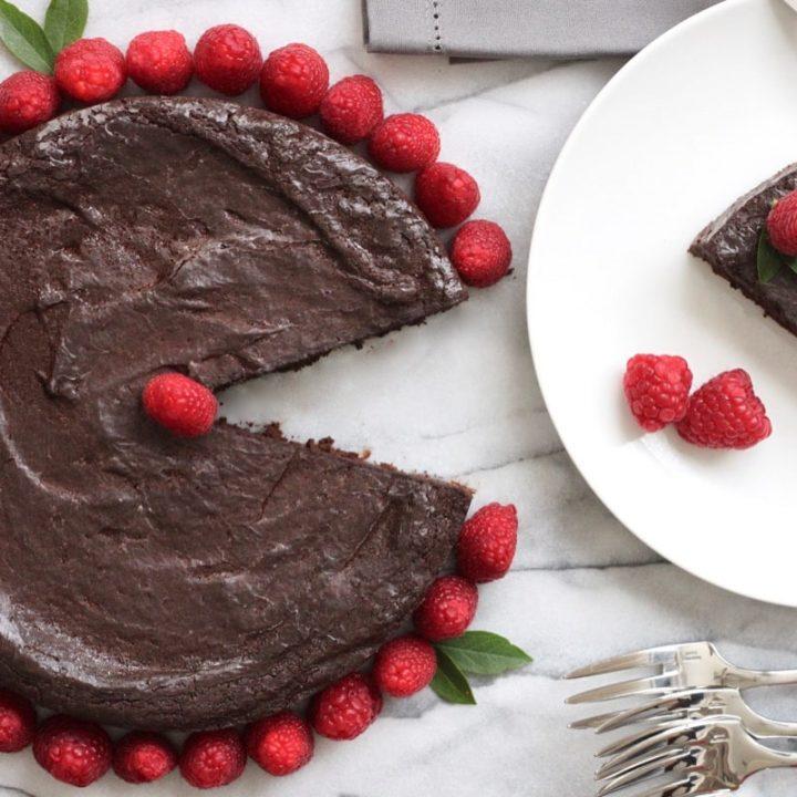 Best paleo chocolate truffle cake recipe