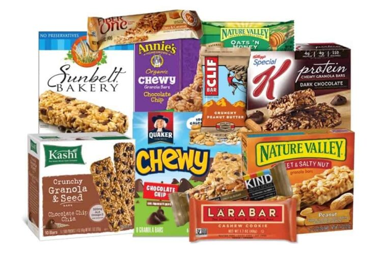 What granola bars are healthy? Comprehensive evaluation of popular granola bars