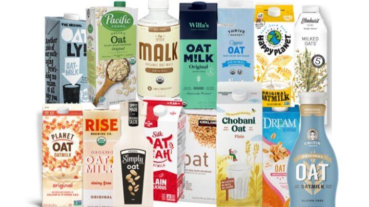 Choosing a Healthy Oat Milk