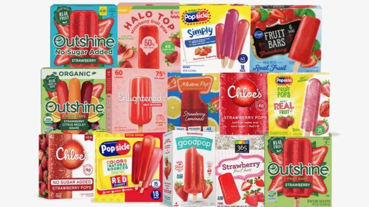 Choosing Healthy Popsicles